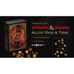 Dungeons & Dragons - Alloy Dice & Tray - Packshot 3