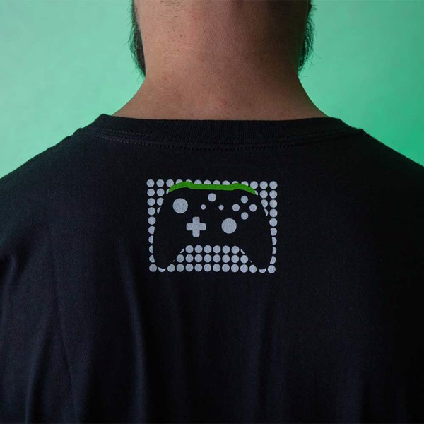 Xbox Power Icon T-Shirt - XS - Packshot 4