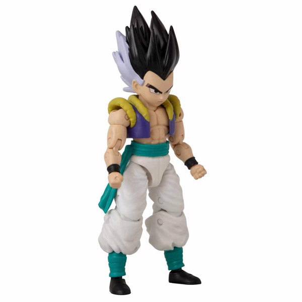 Dragon Ball Super - Dragon Stars - Gotenks Action Figure - Packshot 2