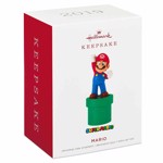 Nintendo - Super Mario - Mario Pipe Hallmark Keepsake Ornament - Packshot 3