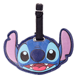 Disney - Lilo & Stitch - Stitch Face Loungefly Bag Tag - Packshot 1