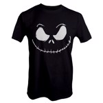 Disney - The Nightmare Before Christmas - Jack Faces T-Shirt - Packshot 1