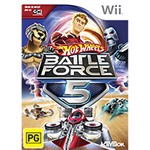 Hot Wheels Battle Force 5 - Packshot 1