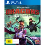 Dragons Dawn of New Riders - Packshot 1