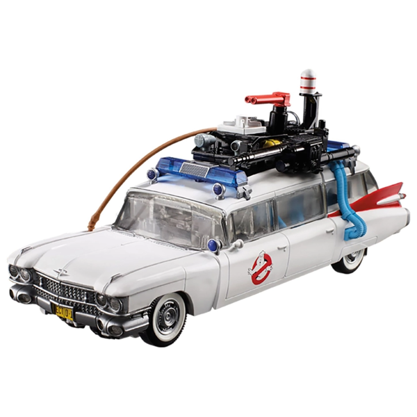Ghostbusters - Transformers Collaborative Ecto-1 Ectotron Action Figure - Packshot 2