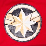 Marvel - Captain Marvel - Logo T-Shirt - Packshot 2