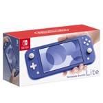 Nintendo Switch Lite Console - Blue - Packshot 5