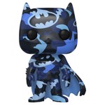 DC Comics - Batman Artist Blue & Black Pop! Vinyl Figure - Packshot 1
