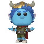 Disney - Pixar - Onward - Barley Warrior Pop! Vinyl Vinyl Figure - Packshot 1