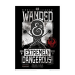Harry Potter - Fantastic Beasts - Wanded & Extremely Dangerous Art Print - Packshot 1