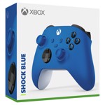 Xbox Wireless Controller - Shock Blue - Post Launch Shipments (expected 2020) - Packshot 5