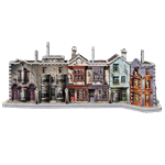 Harry Potter - Diagon Alley 3D Puzzle - Packshot 2