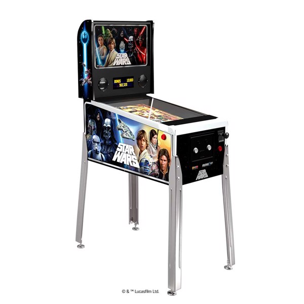 Star Wars Digital Pinball Arcade1Up Machine - Packshot 1