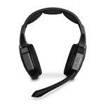 Stealth Nighthawk Wireless Black Headset - Packshot 4