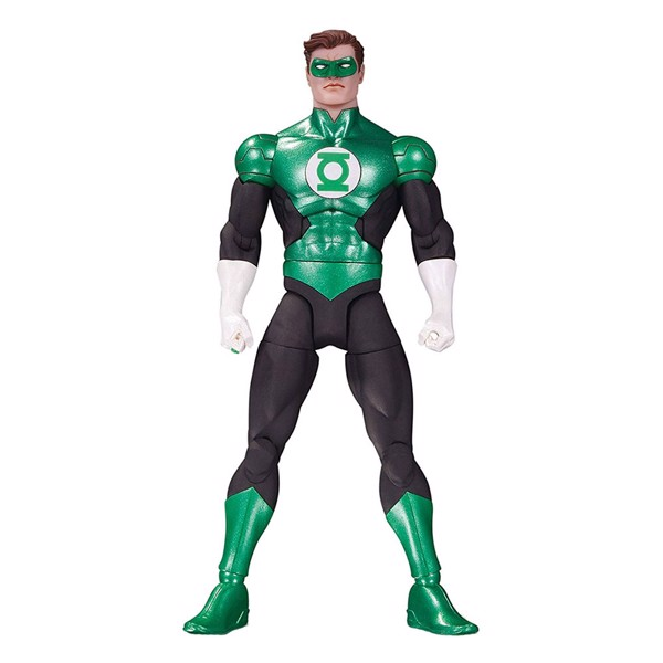 DC Comics - DC Comics - Greeen Lantern Designer Series Action Figure by Greg Capullo - Packshot 1