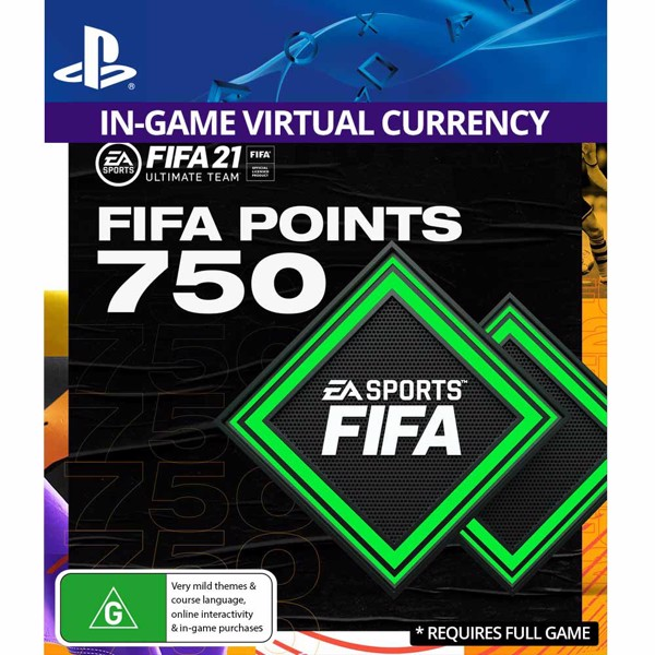 FIFA 21 - 750 Points (In-Game Currency) - Packshot 1