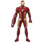 Marvel - Avengers: Endgame - Iron Man MK50 Metacolle Figure - Packshot 2