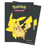 Pokemon - TCG - Pikachu 65-Count Ultra Pro Deck Protector Sleeves - Packshot 1