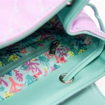 Disney - The Little Mermaid Ombre Scales Loungefly Mini Backpack - Packshot 4