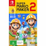 Super Mario Maker 2 - Packshot 1