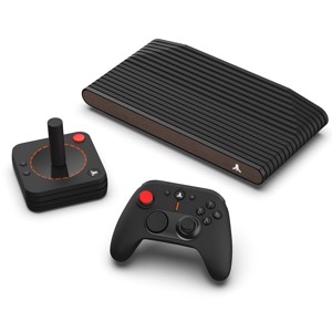 Atari VCS 800 Black Walnut All-In-One Bundle