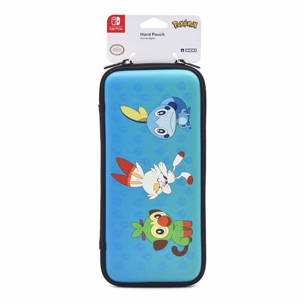Pokémon Sword & Shield Nintendo Switch Travel Case - Packshot 4