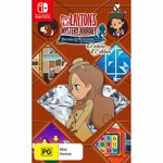 Layton's Mystery Journey: Katrielle The Millionaires Conspiracy Deluxe Edition - Packshot 1