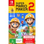 Super Mario Maker 2 Limited Edition - Packshot 1