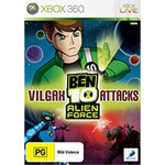 Ben 10: Alien Force - Vilgax Attacks - Packshot 1
