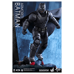DC Comics - Batman vs Superman - Armored Batman 1/6 Scale Hot Toys Figure - Packshot 2
