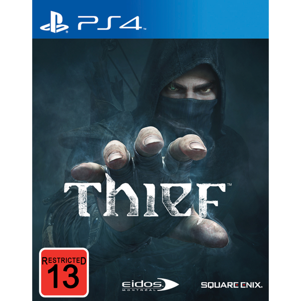 Thief - Packshot 1