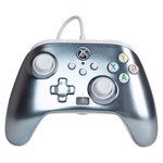 PowerA - Enhanced Wired Controller For Xbox – Metallic Ice - Packshot 1