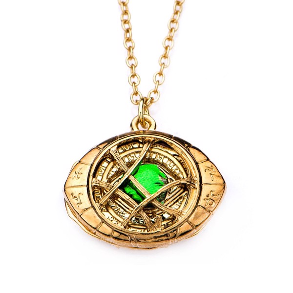 Marvel - Doctor Strange - Eye of Agamotto Replica Pendant - Packshot 2