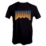Doom -  Original Logo T-Shirt - Packshot 1
