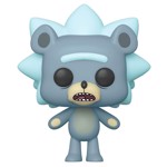 Rick and Morty - Teddy Rick Pop! Figure - Packshot 1