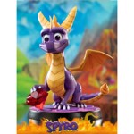 "Spyro the Dragon - Spyro the Dragon 8"" PVC Statue - Packshot 3"
