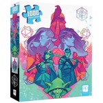 Critical Role - The Mighty Nein 1000 Piece Puzzle - Packshot 1