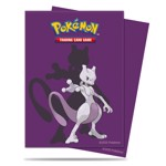 Pokemon - TCG - Mewtwo 65-Count Ultra Pro Deck Protector Sleeves - Packshot 1