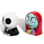 Disney - The Nightmare Before Christmas - Jack and Sally Salt and Pepper Shaker Set - Packshot 2