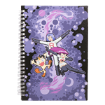 Pokemon - Team Rocket A5 Hardcover Notebook - Packshot 1