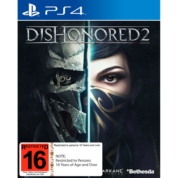 Dishonored 2 - Packshot 1