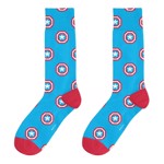 Marvel - Captain America Shield Crew Sock - Packshot 1