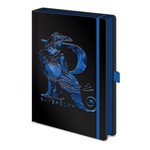 Harry Potter - Ravenclaw Premium Foil A5 Notebook - Packshot 1