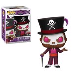 Disney - The Princess and the Frog - Dr. Facilier with Mask Pop! Vinyl Figure - Packshot 1