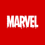 Marvel - Melting Logo T-Shirt - XL - Packshot 2