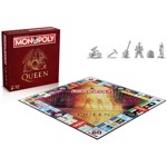 Monopoly - Queen Edition Board Game - Packshot 2