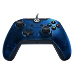 Xbox One Wired Controller Blue - Packshot 2