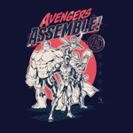 Marvel - Avengers: End Game - Assemble T-Shirt - Packshot 2