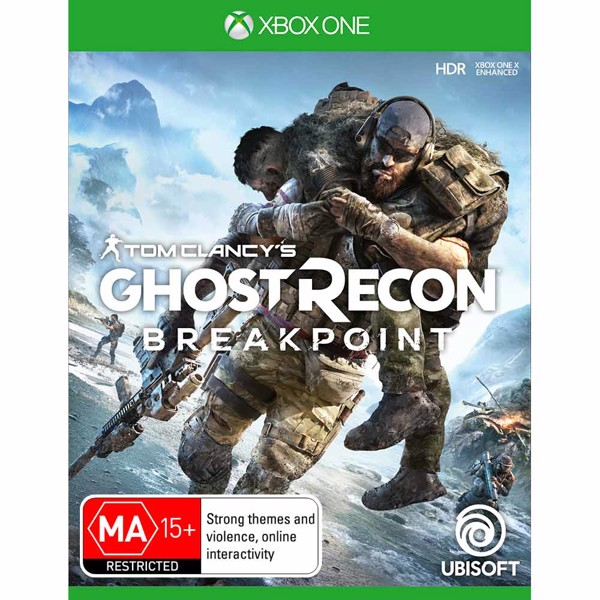Tom Clancy's Ghost Recon: Breakpoint - Packshot 1