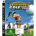 Everybody's Golf World Tour - Packshot 1